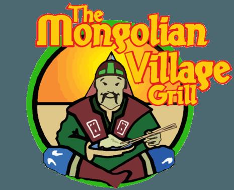Mongolian Village Grill West Logo