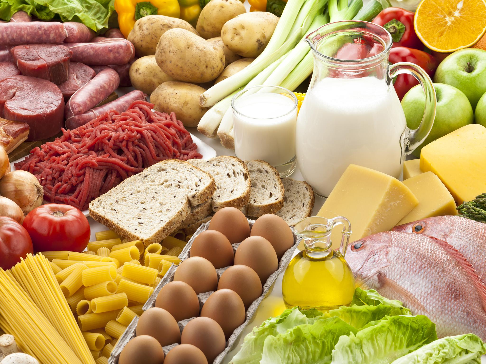 Food Groups image