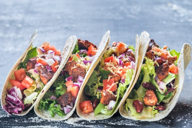 Mexican Tacos image